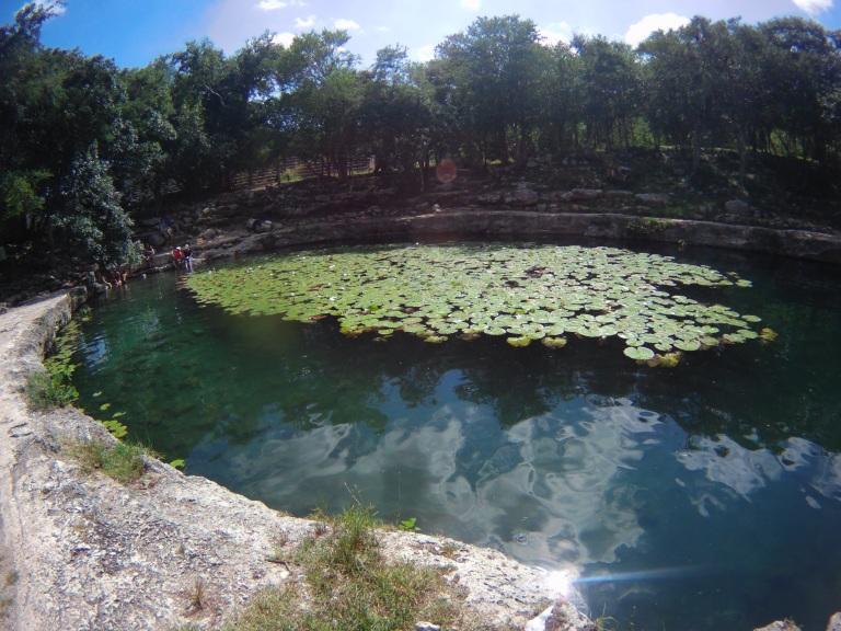 Xlacah Cenote