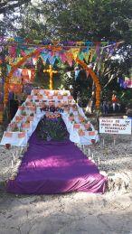 Altar in Valladolid