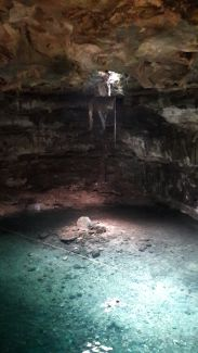 Cenote Sumala