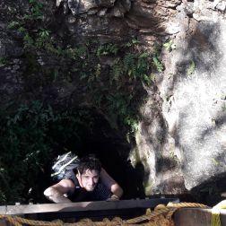 Bolonchojol Cenote entrance