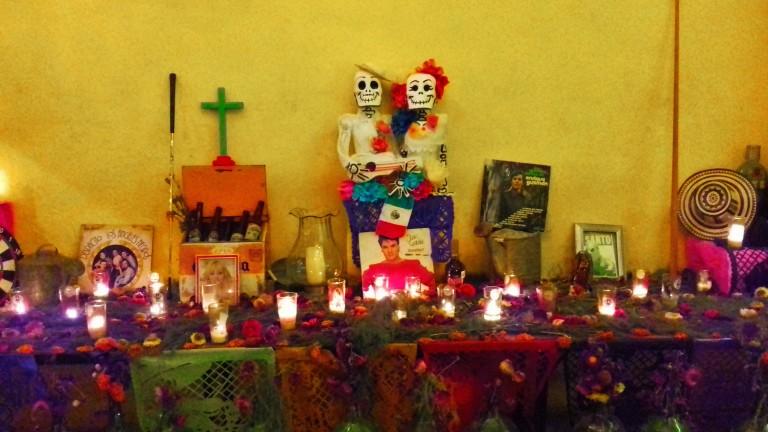 Altar in Merida
