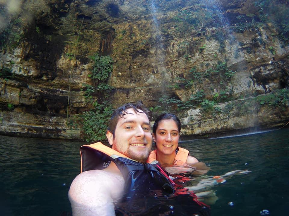 Cenote Ik Kil