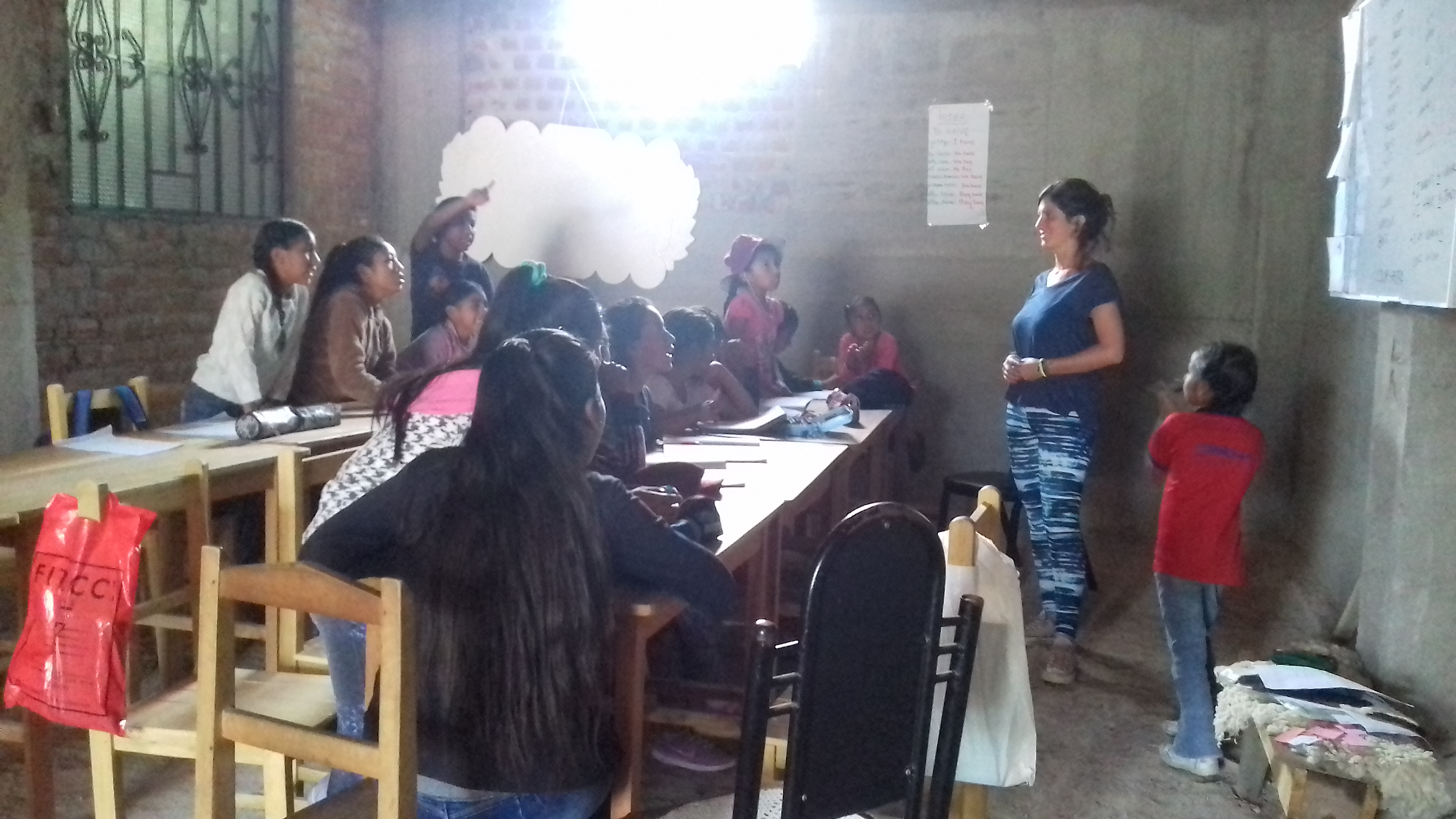 English classes in Ayacucho