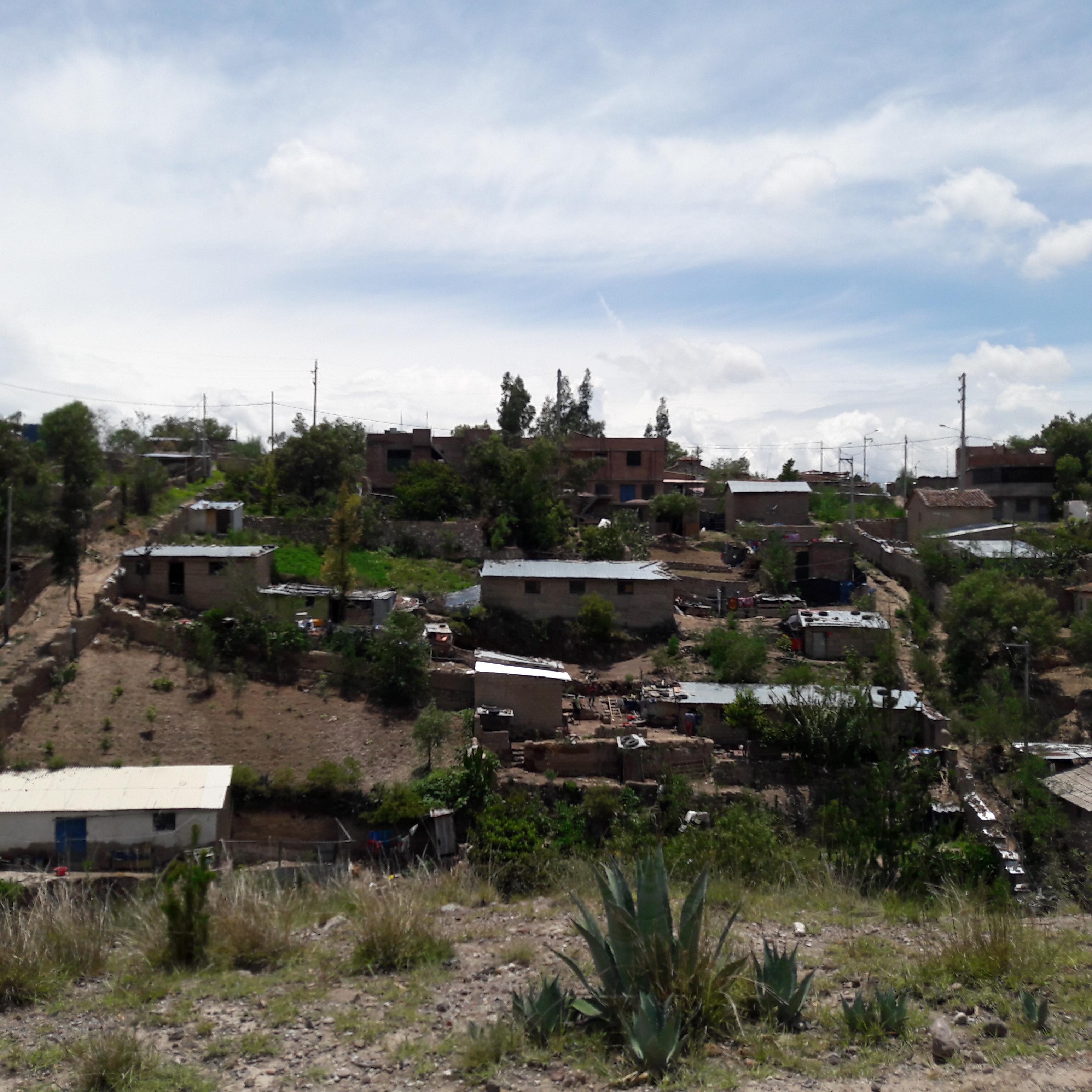 Ayacucho houses