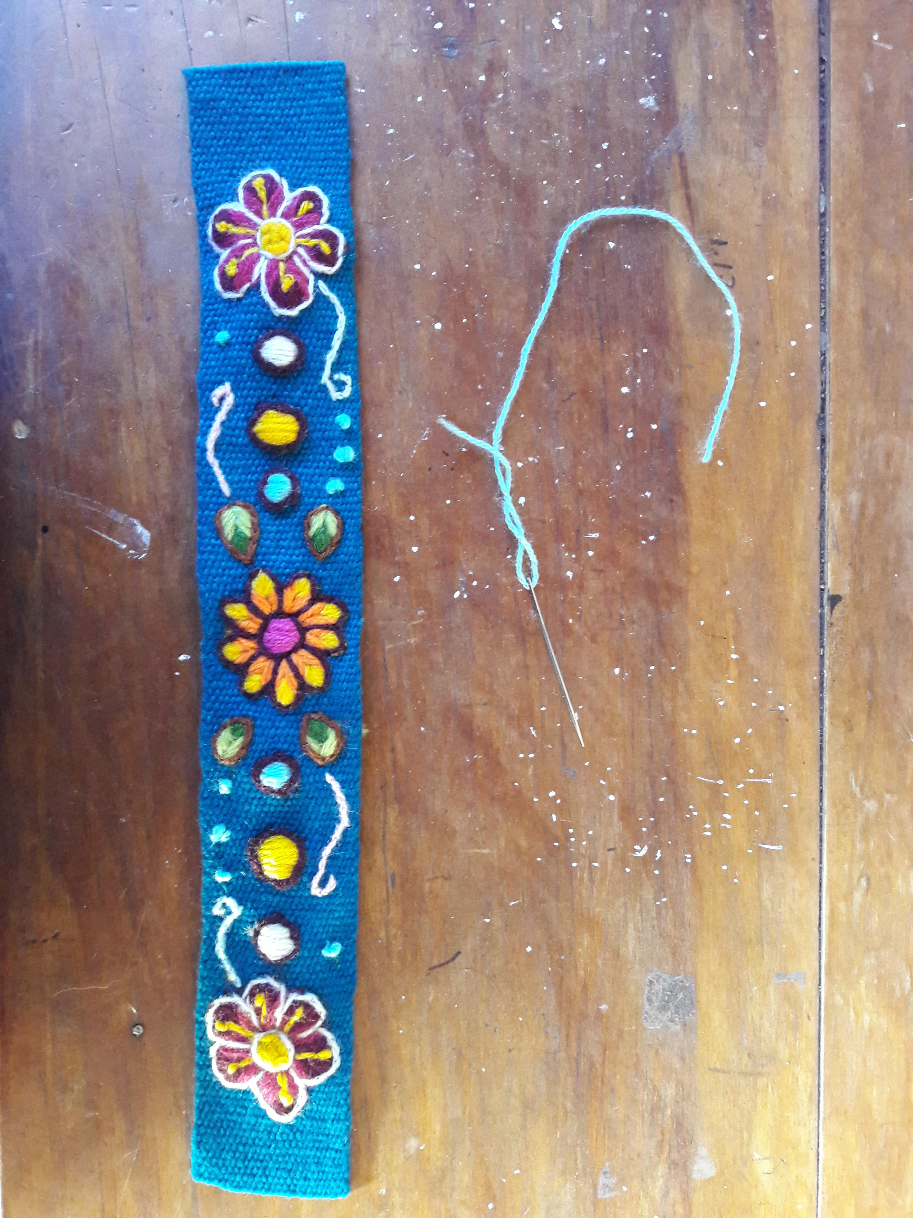 handmade Peruvian artisanal product